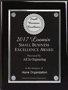 2017 Loomis Small Business Excellence Award